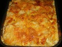Запеканка из картофеля по-савойски
