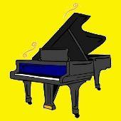 Имитатор музыкальных инструментов на компьютере