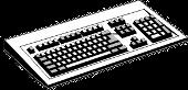 Тренажёр клавиатуры