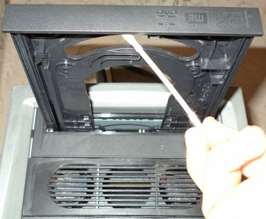 ремонт дисковода компакт дисков